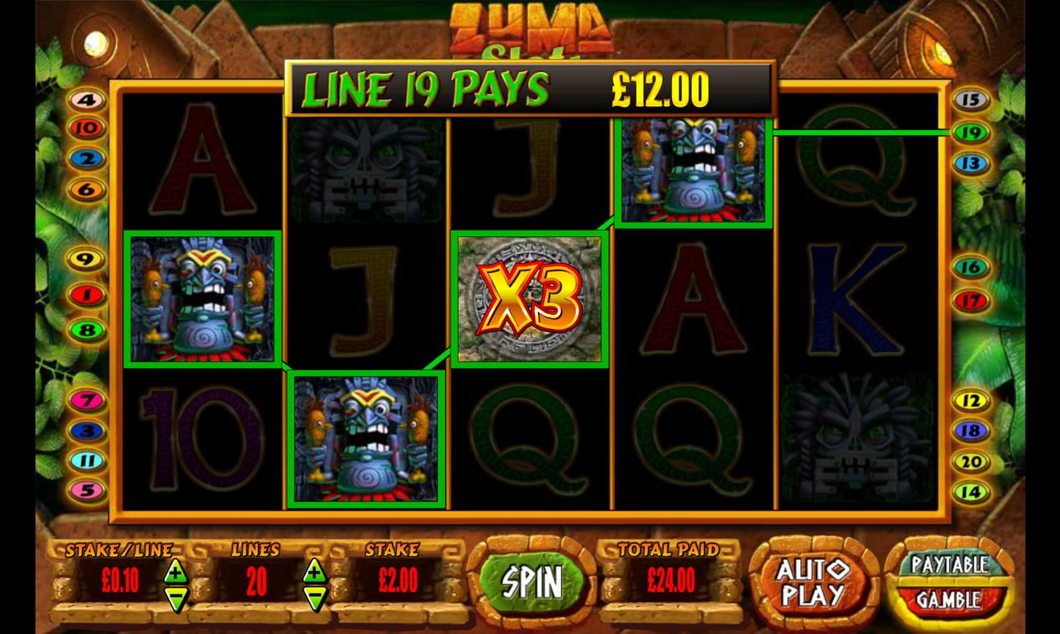 Casino Bonus - 678390