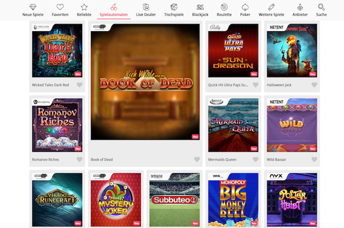 Casino Bonus - 355736
