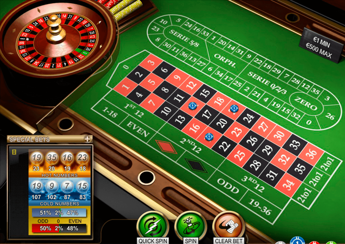 Casino Roulett - 316106
