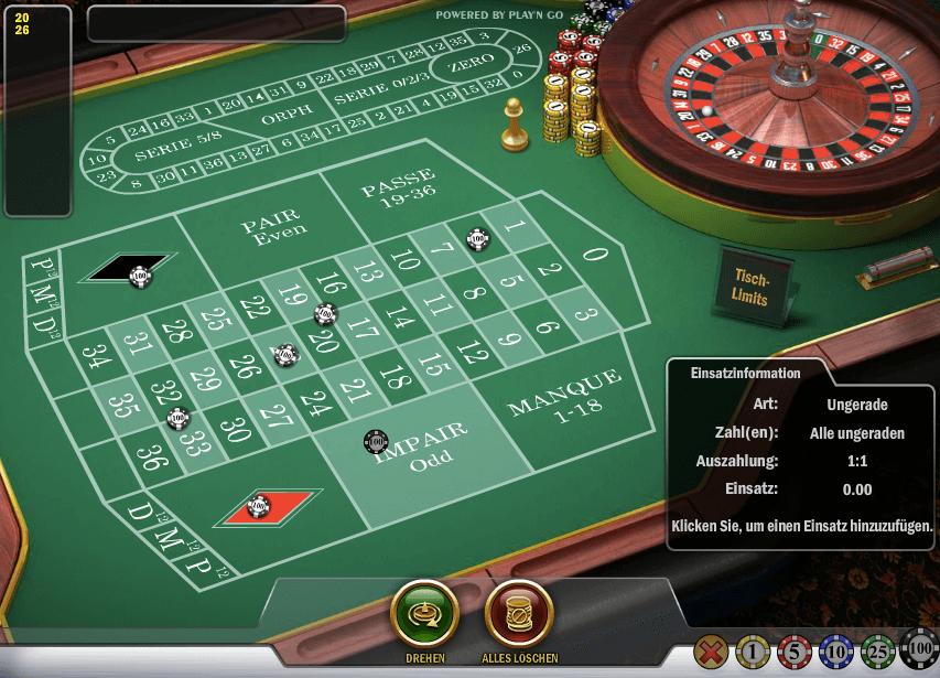 Casino Roulett - 251809