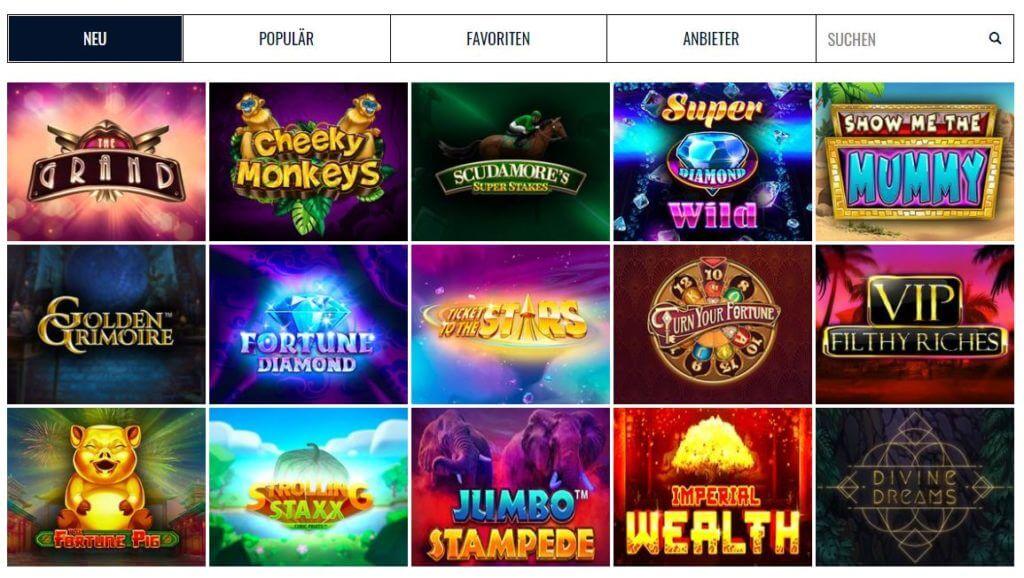 Casino Spiele aus - 113010