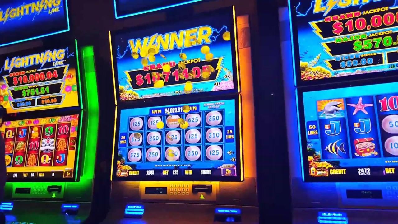 Grand Jackpot im - 170600