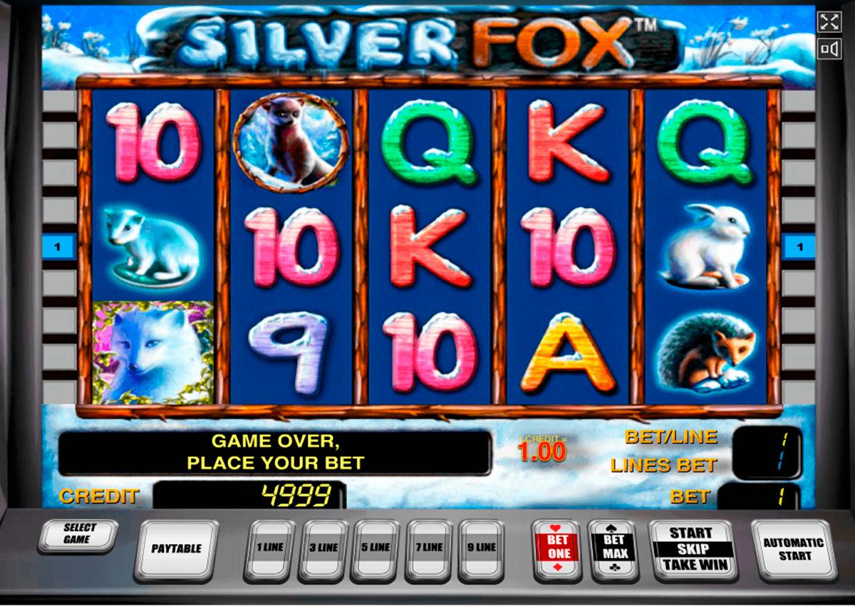 Klassische Spielautomaten - 928825