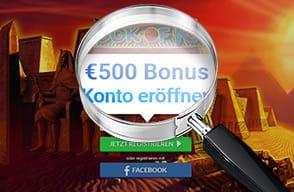 Dinner und Casino - 406247