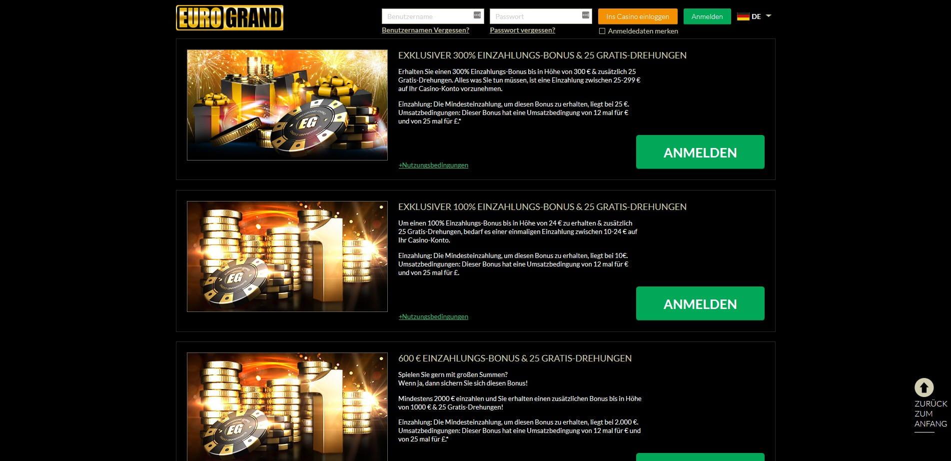 Online Casino Erfahrungen - 730029