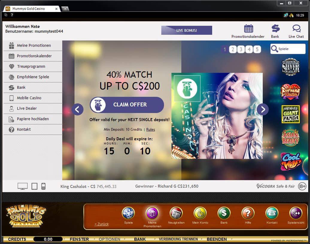 Bonus Sportingbet Casino - 747765