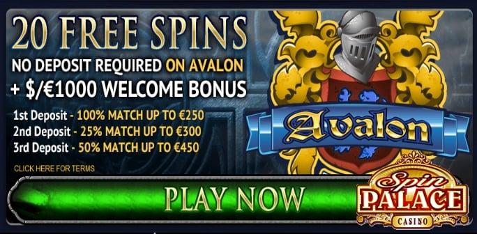 Spin Palace - 688528