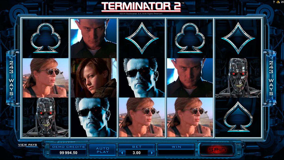 Terminator 2 online - 482309