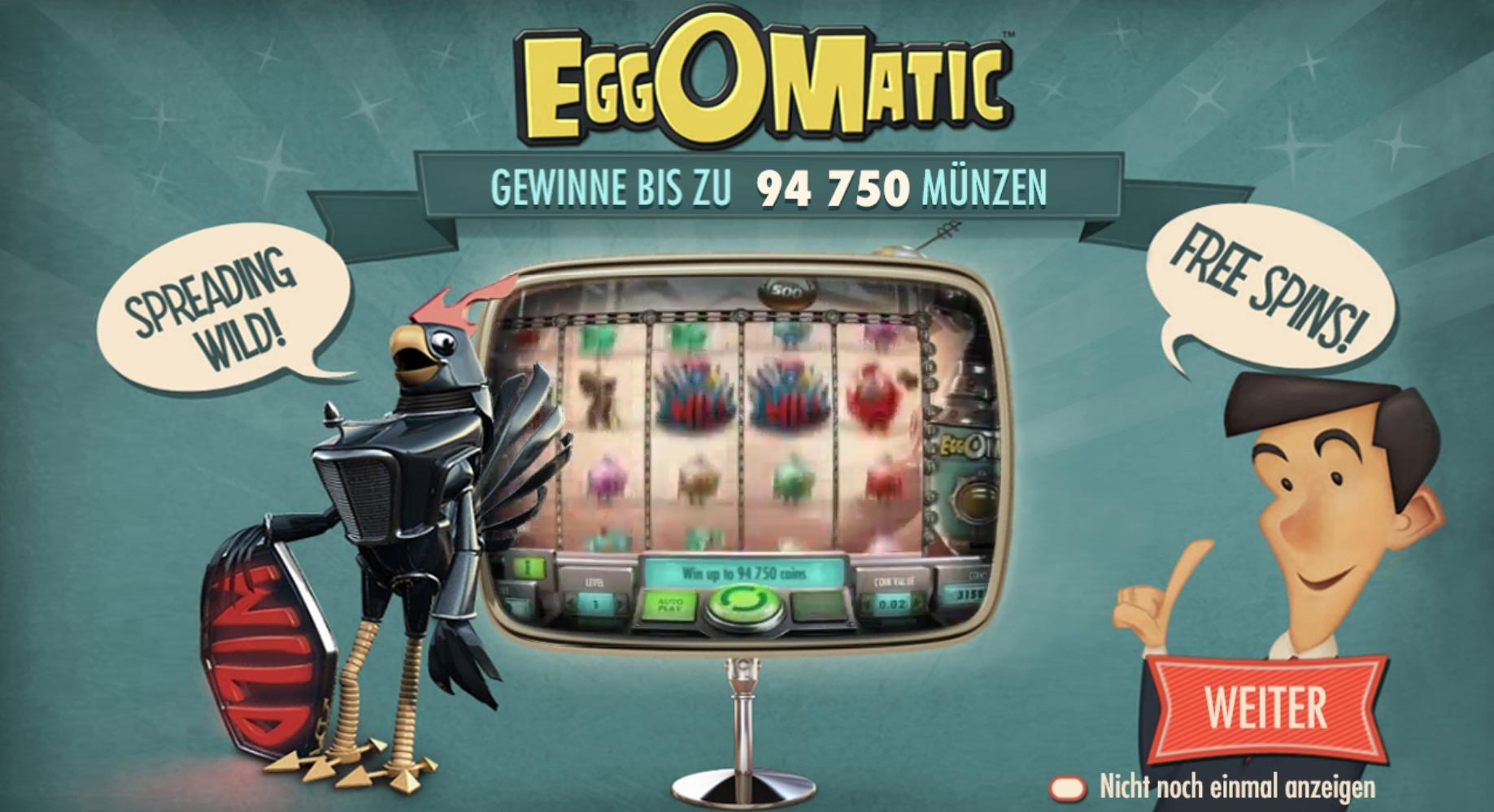 EggOMatic Bonus - 814734