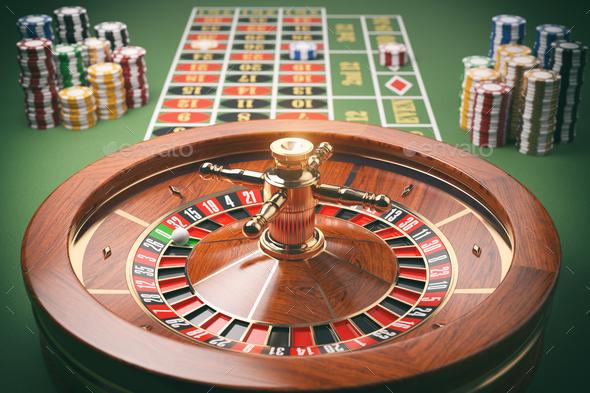 Europäisches Roulette - 915350