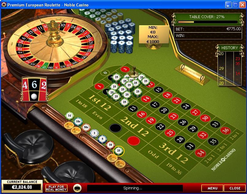 Europäisches Roulette - 993493