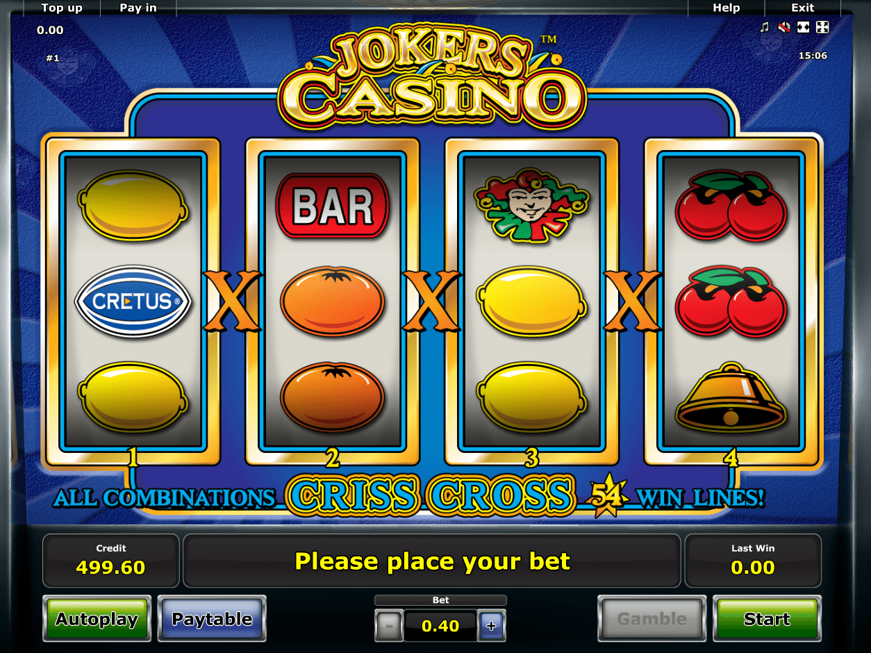 Joker Luck Casino - 405680