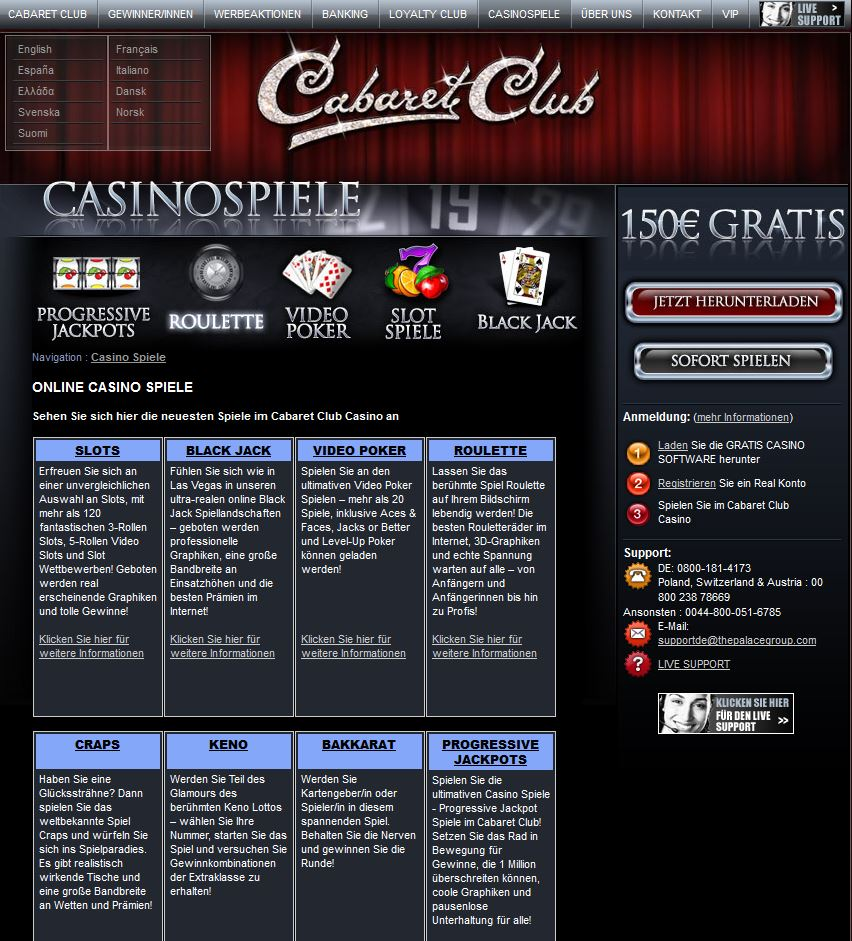 Spin Casino download - 182722