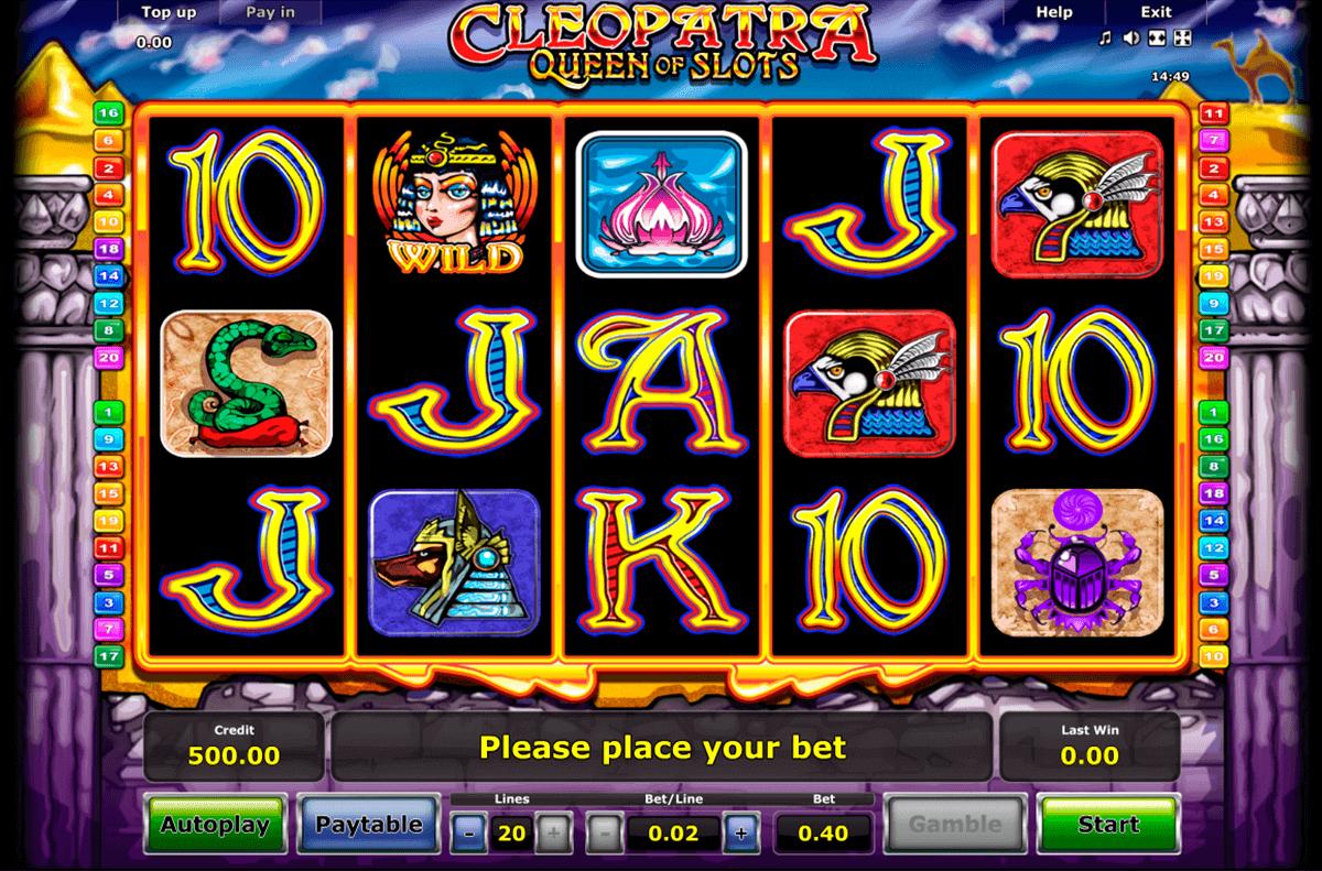 Klassische Spielautomaten - 999615