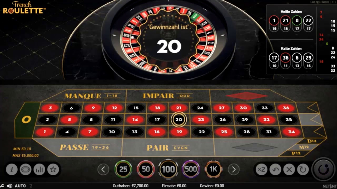 Bestes Roulette System - 598025