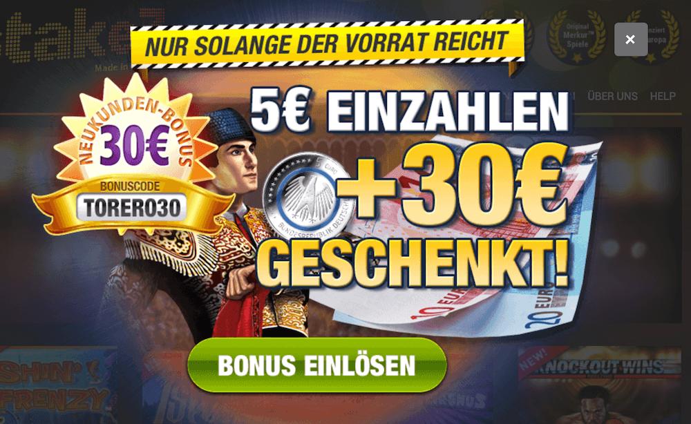 Glücksspiel Chance Stake7 - 156563