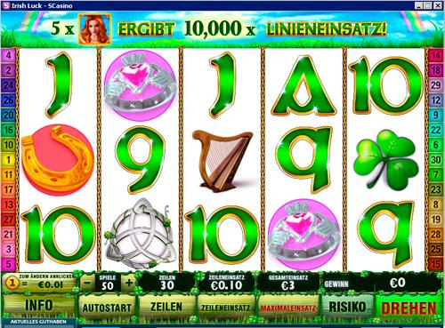 Irish Luck online - 689758
