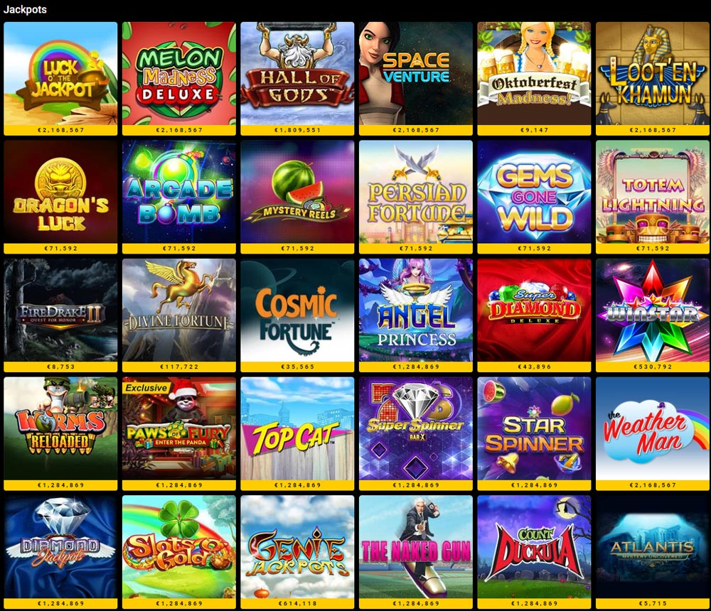 Jackpot Casino - 730779