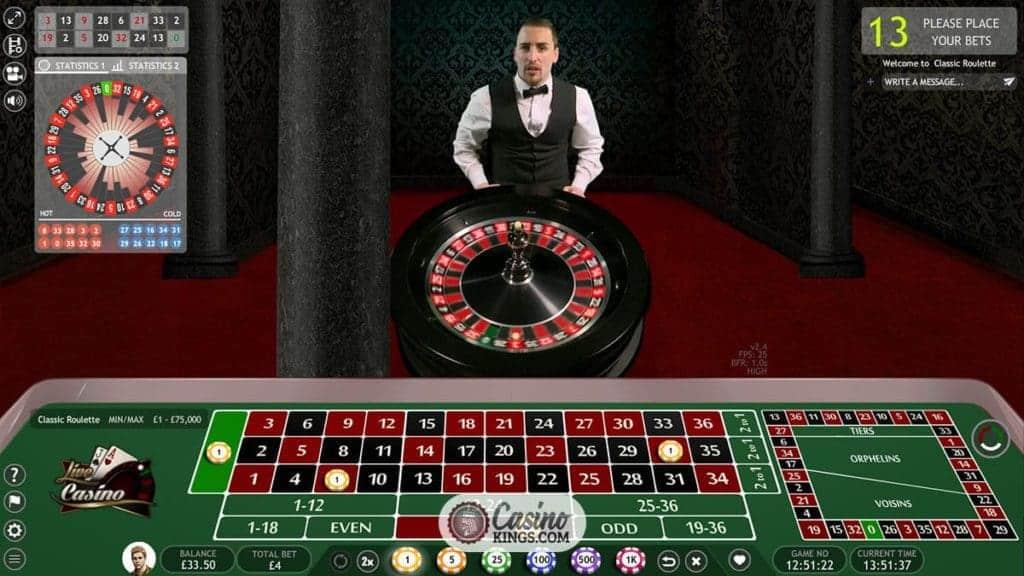 Live Roulette - 878705
