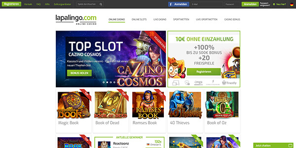 Ältestes Casino Bonus - 179206