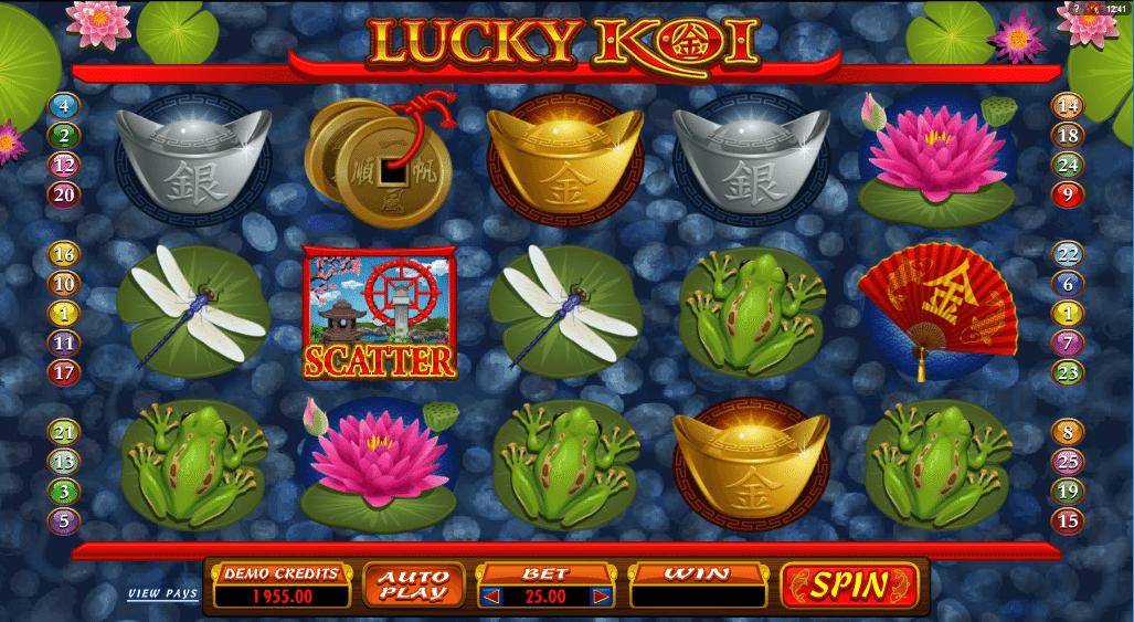 Lucky Koi - 667855