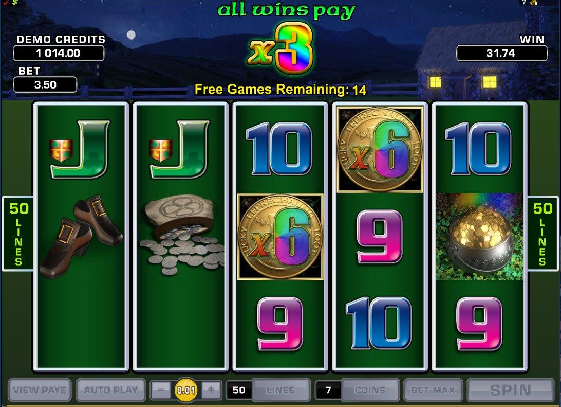Lucky Leprechaun free - 489150