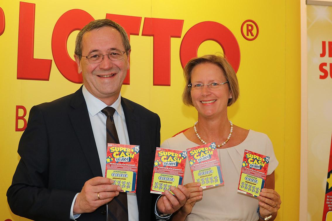 Millionen Lotto Bayern - 494064