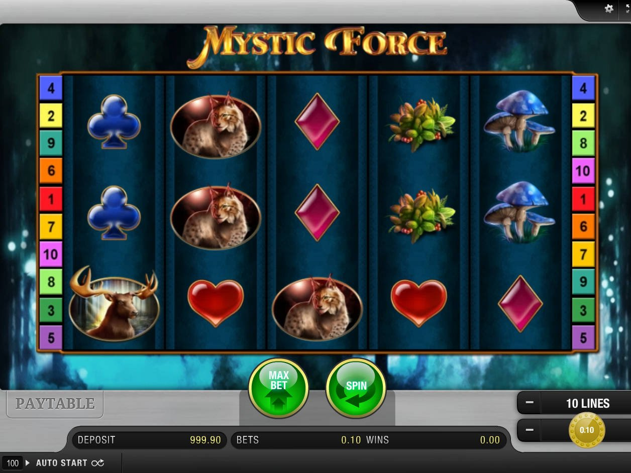 Mystic Force free - 493277