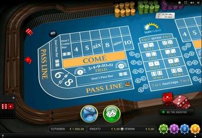 Neues Casino Würfelspiel - 248574