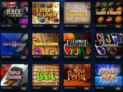 Online Automat spielen - 165912