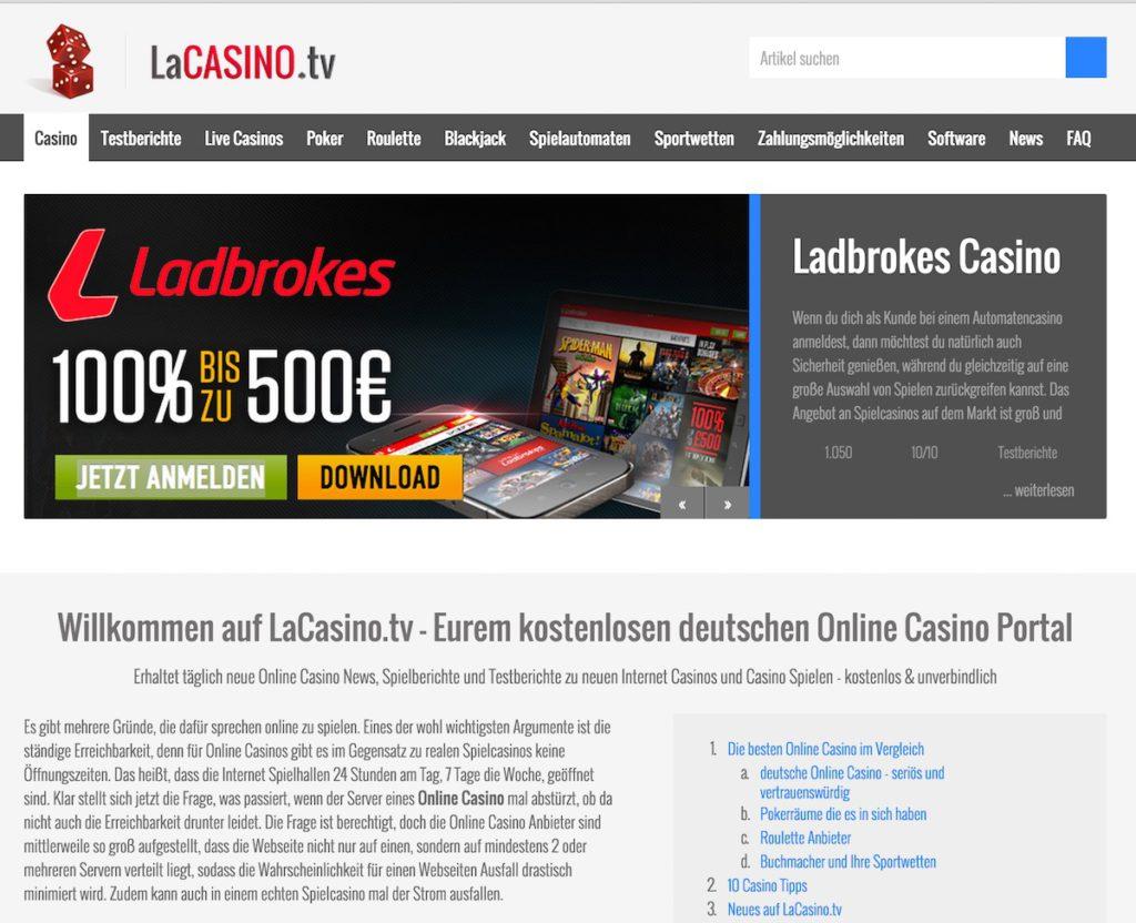 Online Casino Erfahrungen - 207496