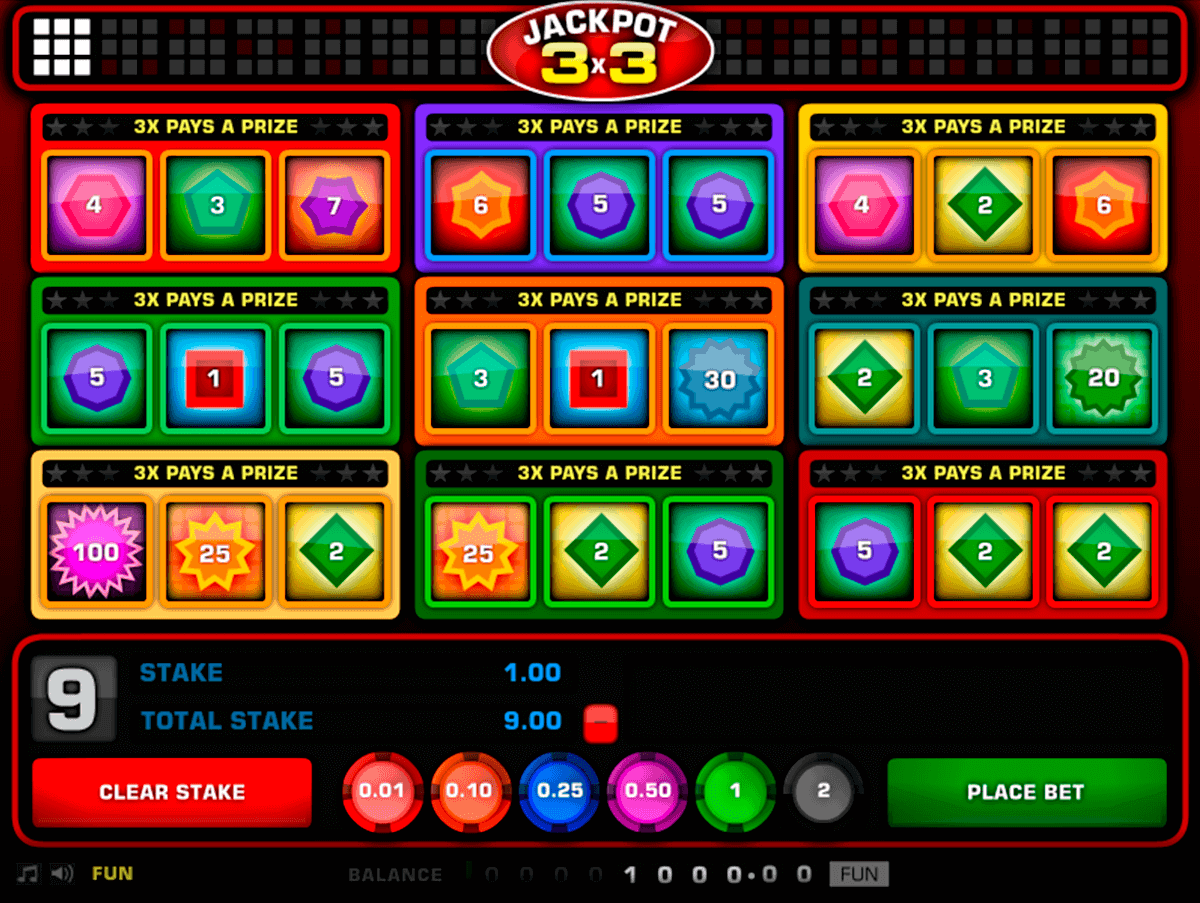 Online Casino Jackpot - 109011
