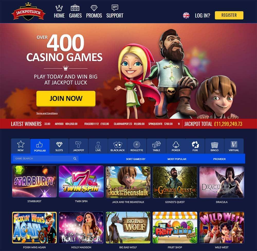 Online Casino Jackpot - 391840