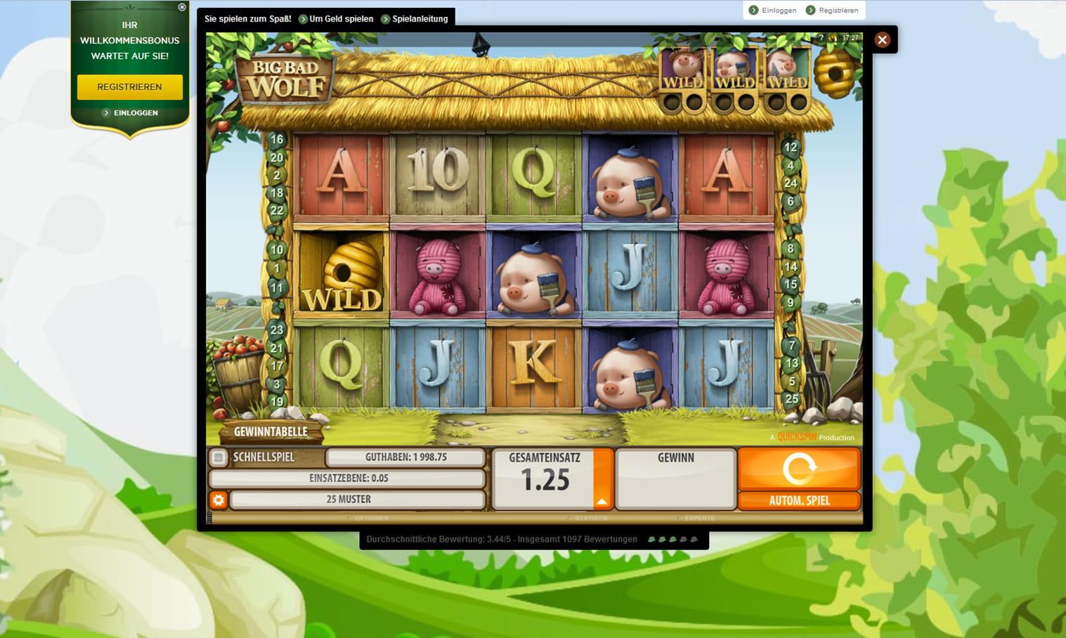 Online Casino Test - 673291
