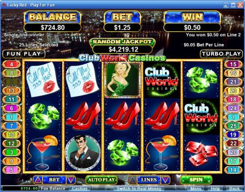 Online Casino Visa - 253220