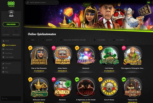 Online Slots Echtgeld - 650923