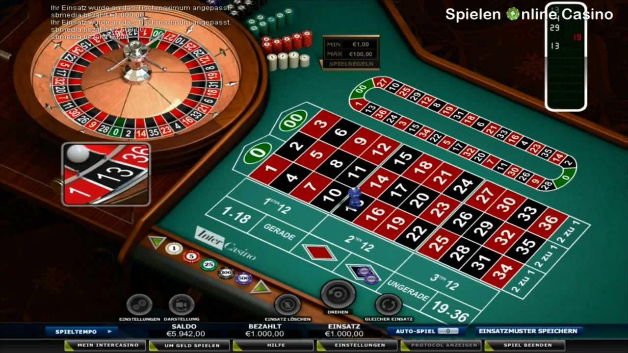Roulette online Spielautomaten - 192622