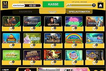 Slots anmelden - 446405