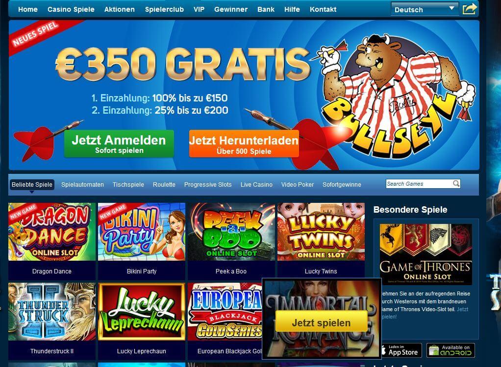 Slots anmelden Zwei - 148573