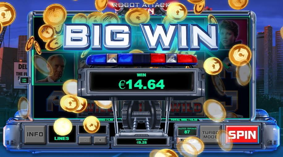 Spielautomat Gewinnchancen - 204811
