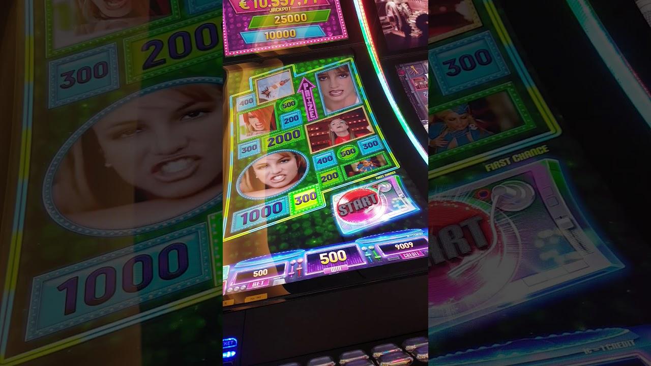 Spielbank Automaten - 744795