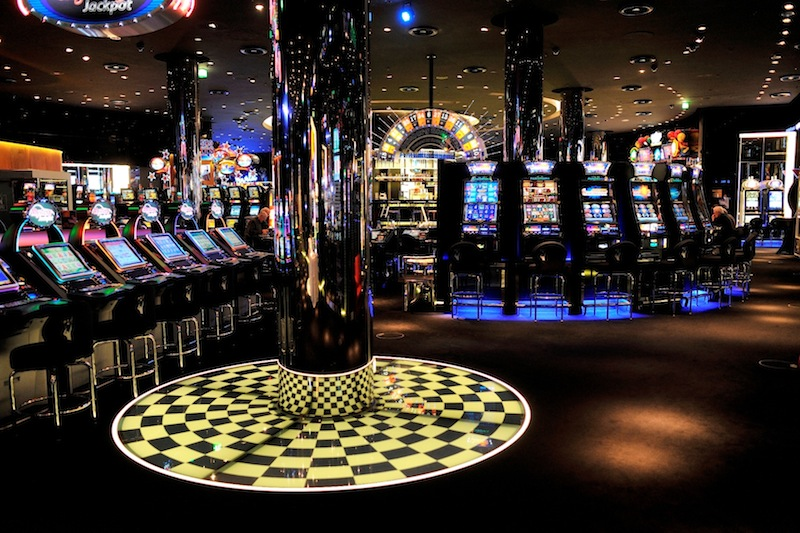 Spielbank Gewinne - 79208