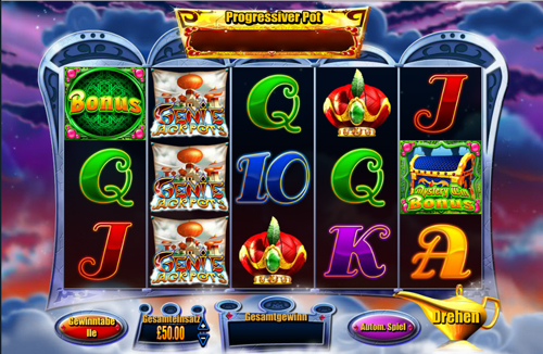 Spielen neuer Spielautomat - 219670