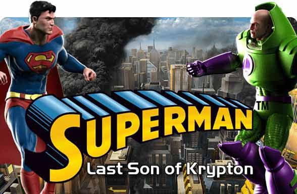Superman free Slotilda - 426821